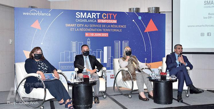La résilience et la régénération territoriale au cœur du Smart City Casablanca Symposium