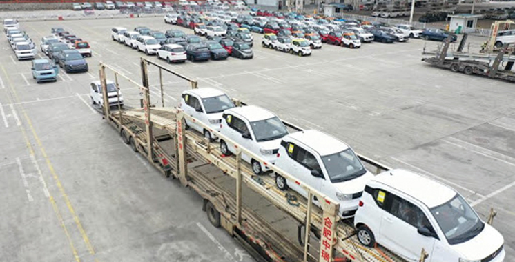 Les véhicules à énergie nouvelle de la Chine représentent  la moitié du total mondial