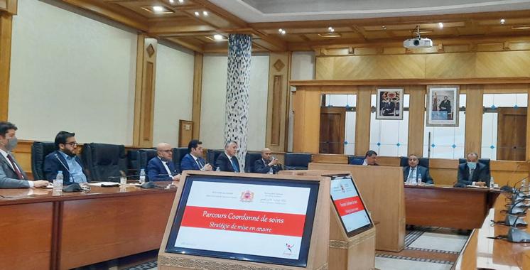 ANAM : Lancement de la phase pilote du parcours coordonné  de soins en novembre prochain