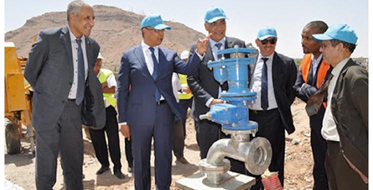 Office national de l'électricité et de l'eau potable  : Un grand chantier ouvert  dans la province de Zagora
