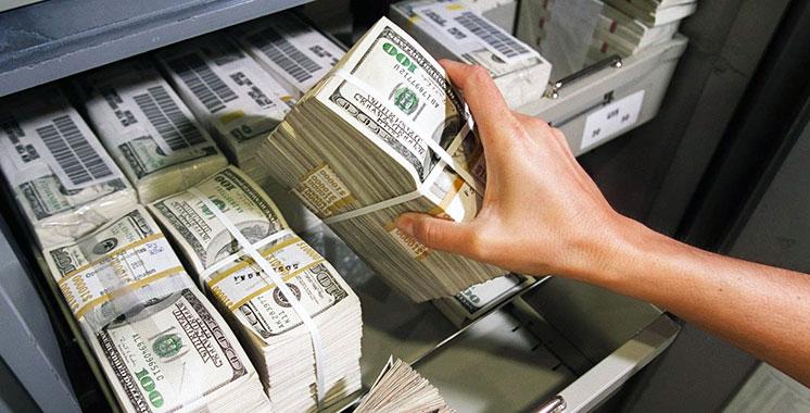 Réserves en devises: Nouveau record en vue