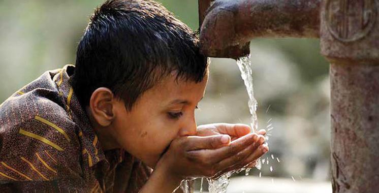 La protection des droits des enfants est  tributaire de la sécurité hydrique