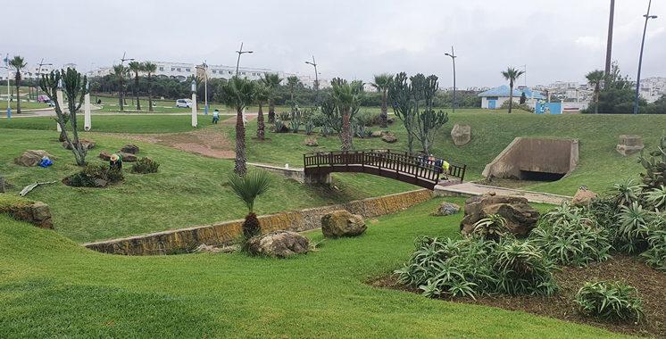 Grand Agadir : Les espaces verts et les parcours golfiques arrosés par les eaux usées