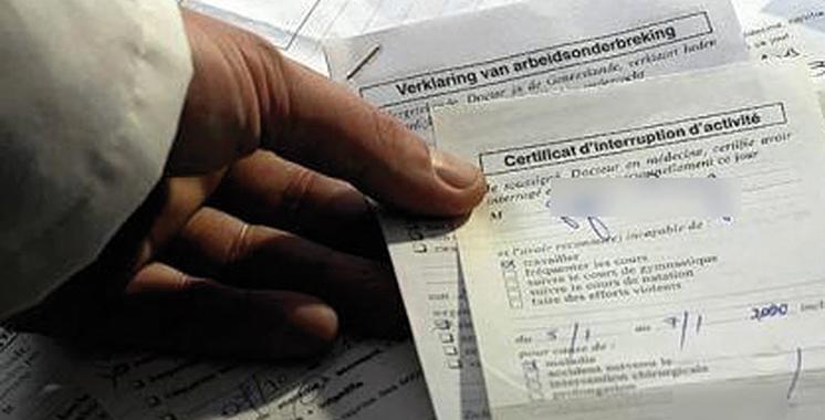 Sidi Bennour : 2 à 4 ans de prison ferme pour des faussaires de certificats médicaux
