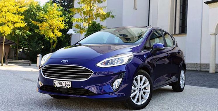 8e génération de la Ford Fiesta : Quand l'élégance et le luxe ne font qu'un