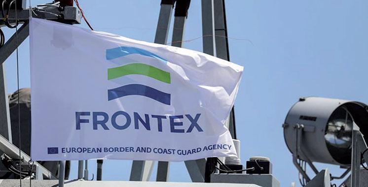 Frontex déployée non loin des côtes marocaines ?