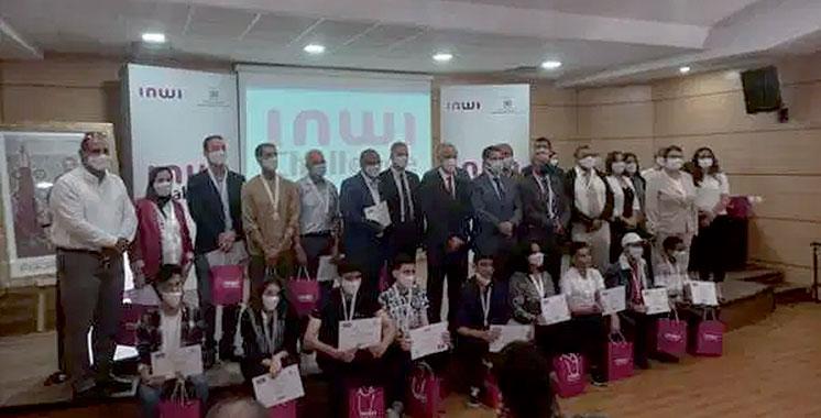 Trois établissements décrochent le 1er prix d'Inwi Challenge