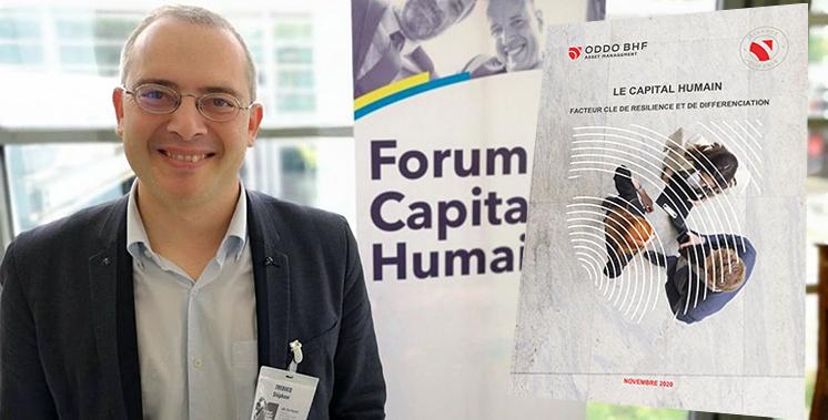 L'analyse du capital humain  dans le livre blanc d'Oddo BHF