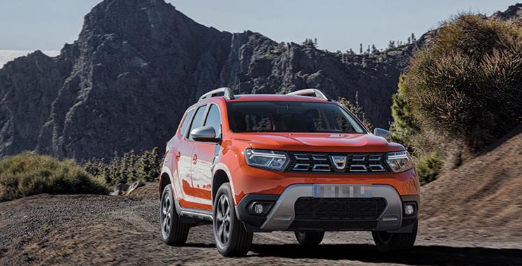 Polyvalent et attractif  : Dacia Duster profite d'une cure  de jouvence