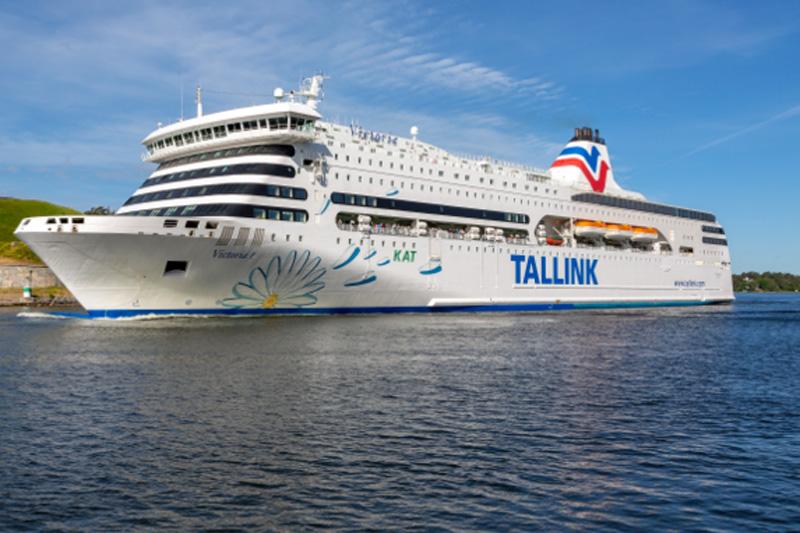 Deux navires Tallink Grupp affrétés par Tanger Med