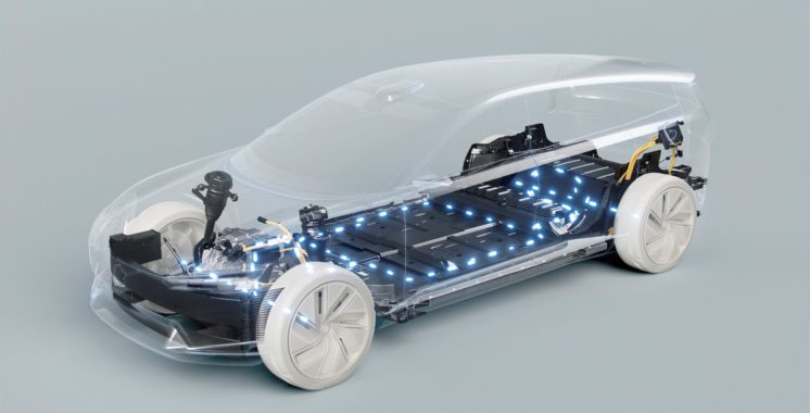 Tech Moment - Battery propulsion
