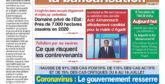 Journal Électronique du Mercredi 21 au Dimanche 25 Juillet 2021