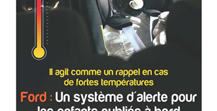 Dossier Automobile du mercredi 21 juillet 2021