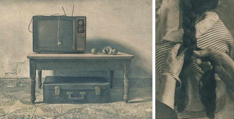 Aassmaa Akhannouch expose à la galerie 127 à Marrakech
