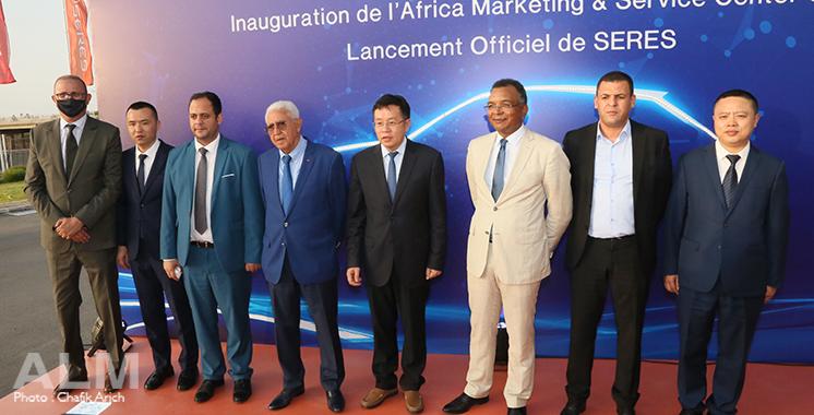 Tourné vers la mobilité intelligente  : Africa Motors lance SERES au Maroc