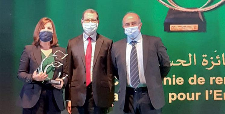 Prix Hassan II pour l'environnement : Al Omrane primé pour  ses initiatives durables