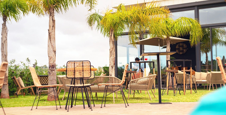 Azour Garden & Lounge by Onomo Hotels : Une nouvelle expérience  afro-fusion à Sidi Maarouf