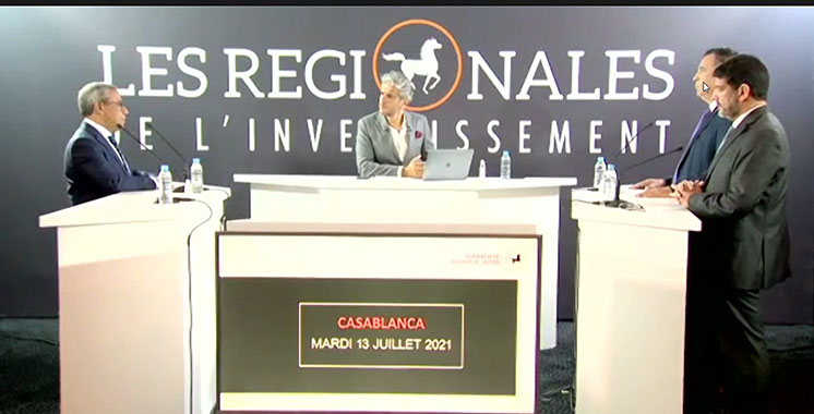 Benchaâboun lors des «Régionales de l'investissement» à Casablanca : Confiance et gouvernance pour attirer  les investissements