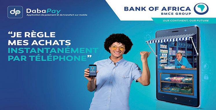 Bank of Africa: Dabapay Pro déployée auprès  des commerçants et professionnels