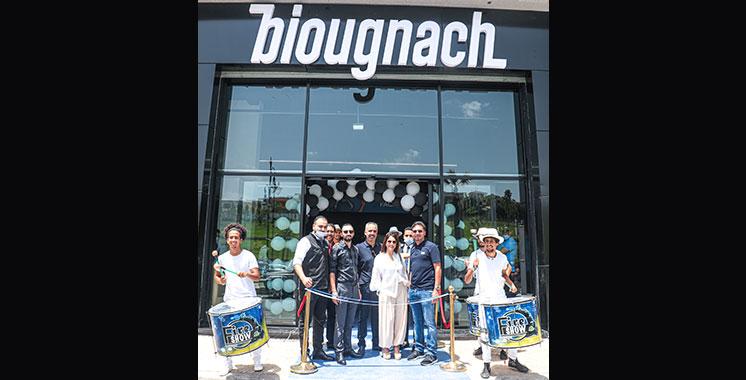 Un 12ème point de vente pour Biougnach