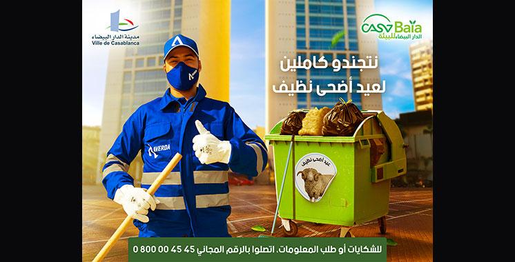 Aid El Adha : Casablanca Baia renforce son dispositif de propreté