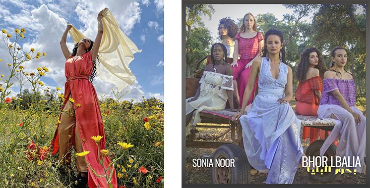 «Bhor Lbalia» : Le nouveau single signé Sonia Noor