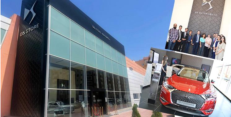 Le constructeur est à son 5ème espace : DS ouvre son premier store à Marrakech