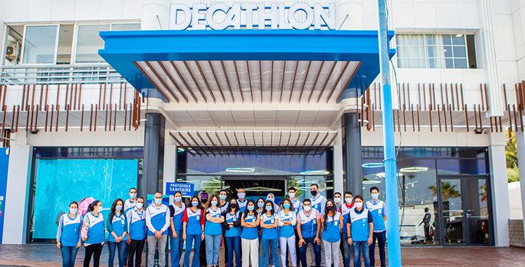 Casablanca : Decathlon La Corniche Ain Diab ouvre ses portes