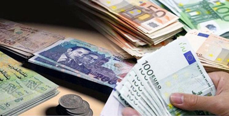 Marché interbancaire : Baisse de 4,2 milliards  de dirhams des échanges  de devises en juin