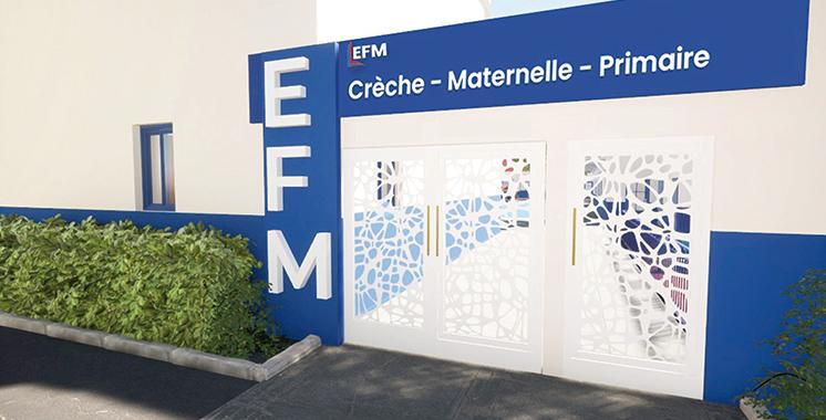 Enseignement privé : L'Ecole François Mauriac ouvre à Mohammedia