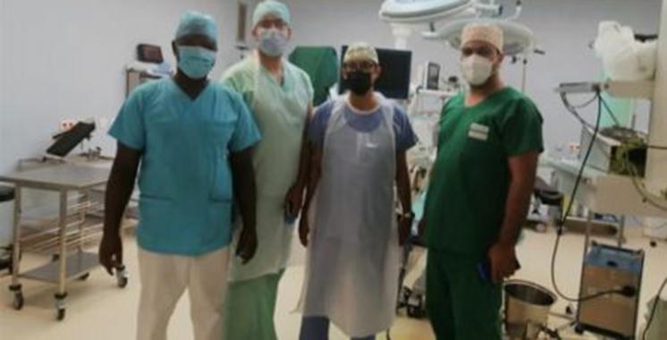 Gabon: Une quarantaine de consultations et chirurgies au Gabon réalisée par un staff marocain