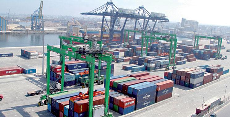 Le trafic portuaire en recul de 2,1% au premier semestre 2021