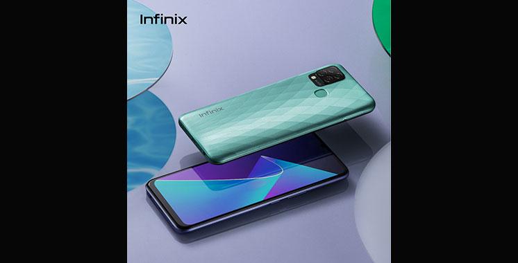 Disponible à partir de 1.489 DH : Infinix annonce le lancement du tout nouveau Infinix Hot 10S