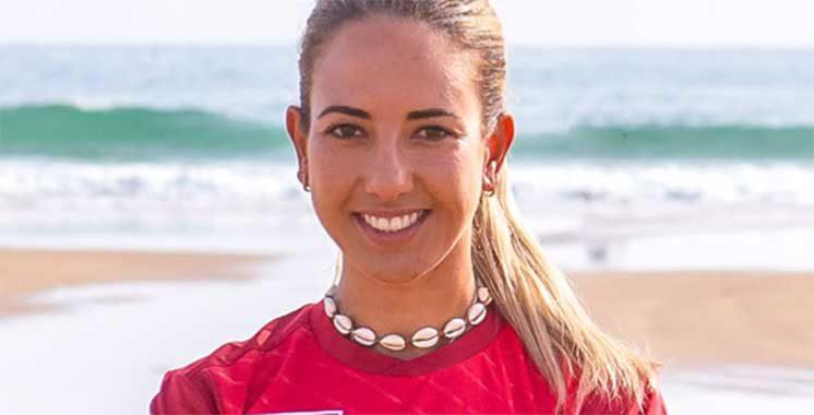 Taghazout : La SAPST renouvelle son partenariat avec la golfeuse Maha Haddioui