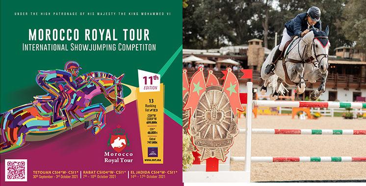 Sport équestre : Le Morocco Royal fête son retour