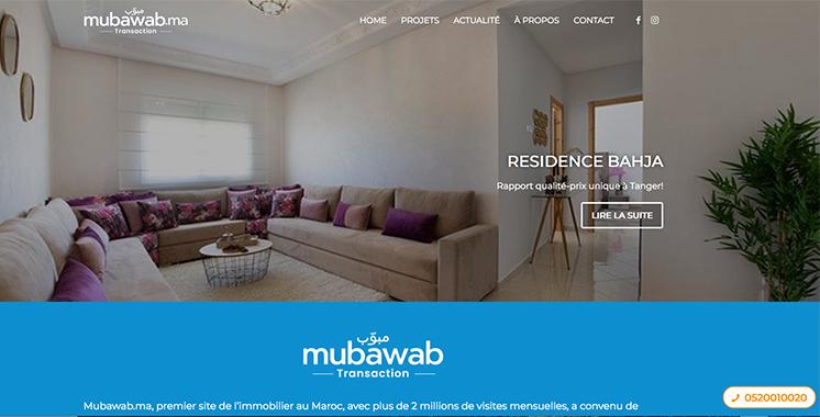 Mubawab passe à la commercialisation du neuf