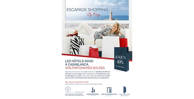 Escapade Shopping By Kenzi : Jusqu'à 40 % de réduction sur les séjours