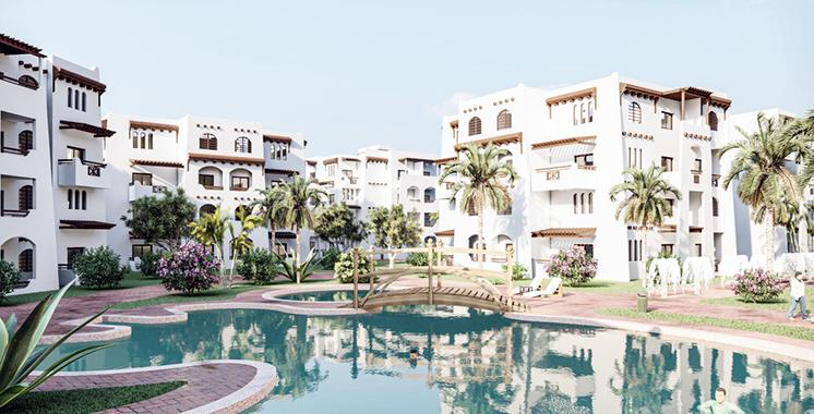 Palm Cabo, une adresse luxueuse  signée Palmeraie Immobilier