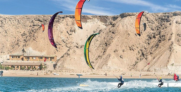 Dakhla fait du tourisme sportif un atout