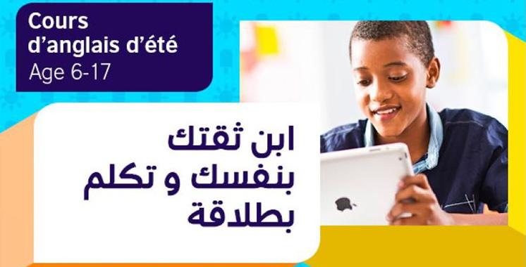 Programme «Ecole d'été» chez le British Council Maroc