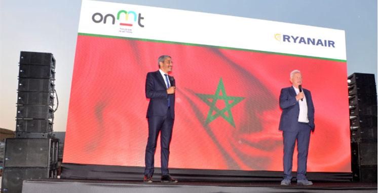 Rayanair ouvre sa troisième base marocaine à Agadir