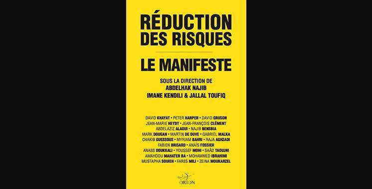 Nouvelle publication : «Réduction des risques : le Manifeste»  de sortie en août prochain