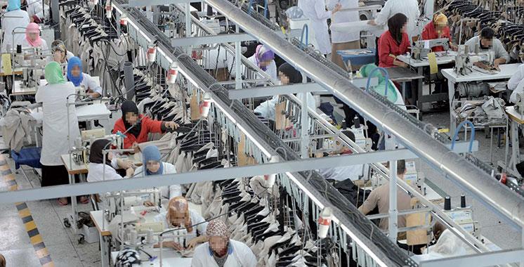 Textile: Les ventes à l'export redécollent