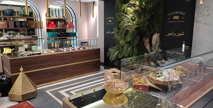 La marque propose des recettes de dattes inédites : «Toomore» ouvre son premier magasin  à Rabat