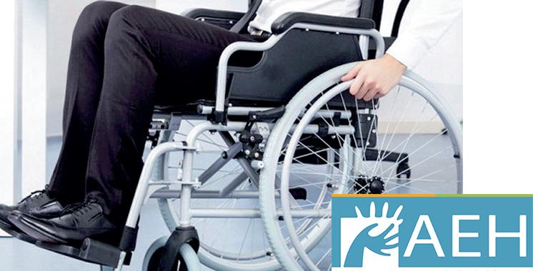 Avec le soutien de l'UE / Souss : Une cartographie dédiée aux services existants au profit des handicapés