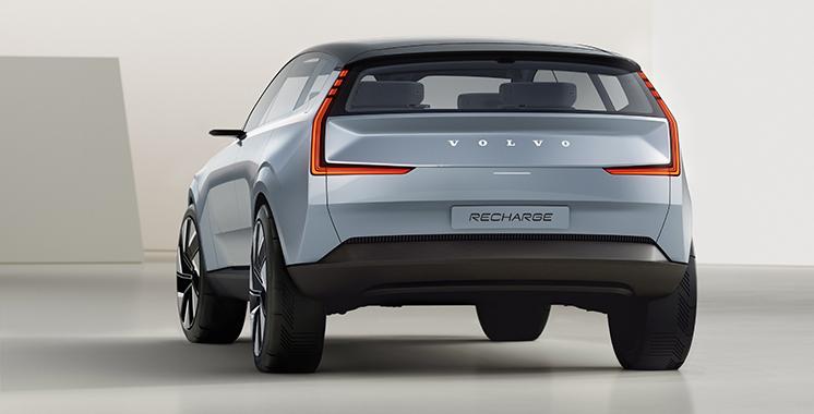 Lors du Volvo Cars Tech Moment : Volvo Cars dévoile  ses ambitions futuristes