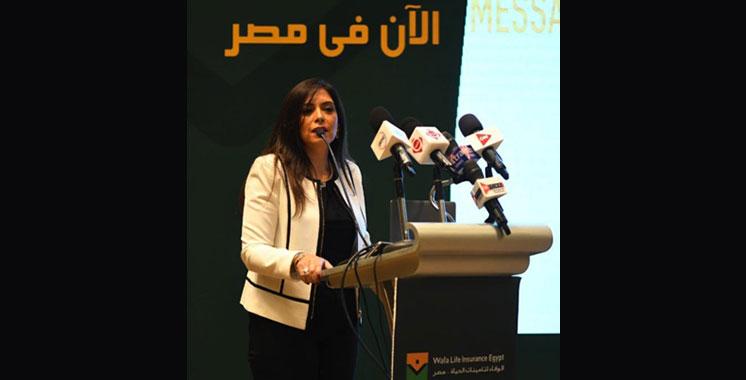 Filiale égyptienne de Wafa Assurance : Wafa Life Insurance Egypt  officiellement opérationnelle