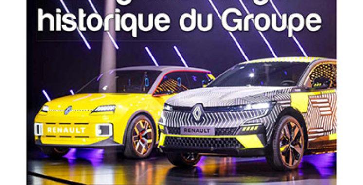 Dossier Automobile du mercredi 7 juillet 2021