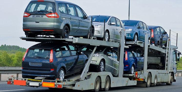 Automobile: les exportations à près de 72,2 MMDH en 2020