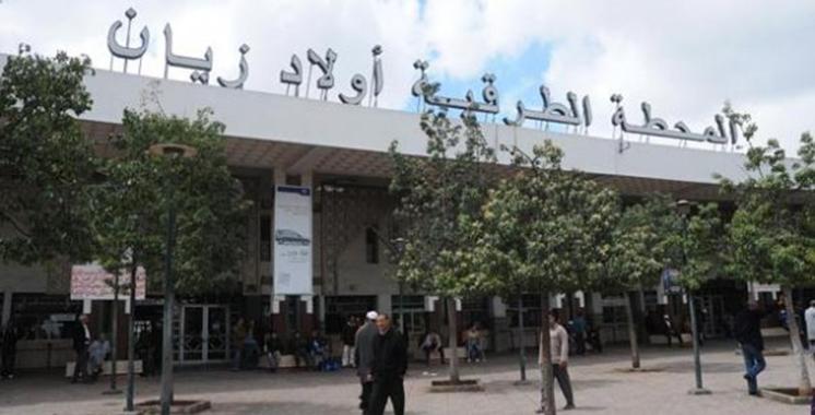 Réouverture de la gare routière Oulad Ziane dès demain lundi